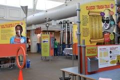 O museu das crianças da descoberta do porto em Baltimore, Maryland fotos de stock