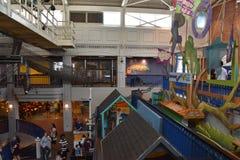 O museu das crianças da descoberta do porto em Baltimore, Maryland Fotografia de Stock