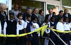 O museu das crianças de Brooklyn abre Foto de Stock Royalty Free