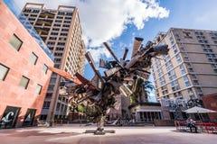 O museu de arte contemporânea, Los Angeles Fotografia de Stock Royalty Free