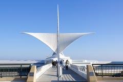 O museu de arte de Milwaukee Fotografia de Stock Royalty Free