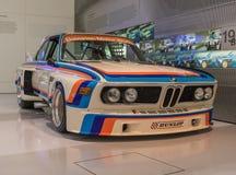 O museu de BMW em Munich, Alemanha fotografia de stock royalty free