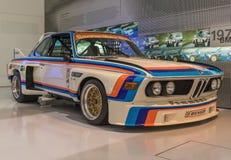 O museu de BMW em Munich, Alemanha imagem de stock royalty free
