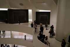 O museu de Guggenheim de New York 20 Foto de Stock