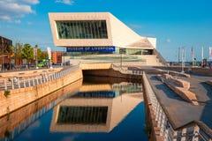 O museu de Liverpool fotografia de stock royalty free
