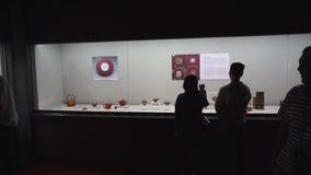 O museu de palácio nacional em Taiwan vídeos de arquivo