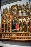 O museu de Vatican Ícones Foto de Stock