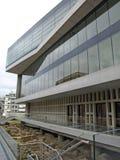 O museu do Acropolis foto de stock