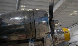 O museu do ar do Palm Springs, Califórnia fotografia de stock royalty free