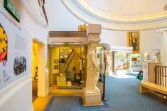 O museu do Banco da Inglaterra fotografia de stock royalty free