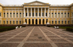 O museu do russo em St Petersburg Fotos de Stock Royalty Free