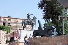 O museu militar egípcio fotografia de stock royalty free