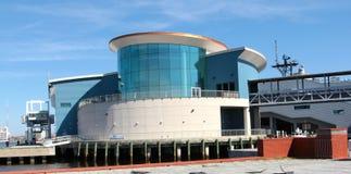 O museu militar naval de Nauticus Fotografia de Stock