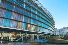 O Museu Nacional da ciência e da inovação emergentes emergentes em Odaiba, Tóquio Fotografia de Stock
