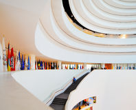 O Museu Nacional do indiano americano no Washington DC, EUA Fotos de Stock Royalty Free