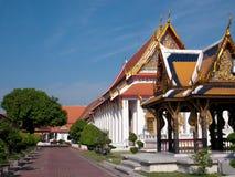 O Museu Nacional em Banguecoque, Tailândia Imagens de Stock