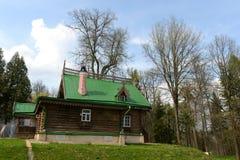 O museu - a oficina cerâmica de Abramtzevo da reserva Fotografia de Stock