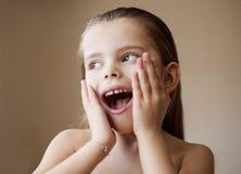 O my Good, I am so beauty royalty free stock image