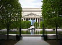 O nacional arquiva o Washington DC, EUA imagens de stock royalty free