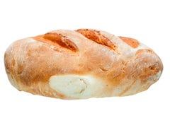 O naco longo do pão Fotografia de Stock