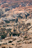 O nascer do sol sobre Cappadocia Foto de Stock Royalty Free