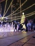 O Natal é mágico fotografia de stock royalty free