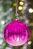 O Natal brinca 2016 Imagem de Stock