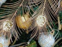 O Natal brinca o fundo Fotografia de Stock