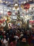 O Natal comemora Kuala Lumpur Fotos de Stock