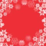 O Natal e o ano novo abstraem o fundo Imagens de Stock Royalty Free