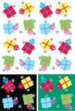 O Natal parcela sem emenda Imagens de Stock Royalty Free