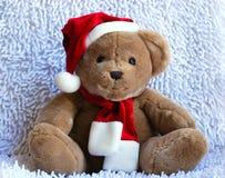 O Natal peluche-carrega Imagem de Stock