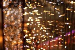 O Natal rosqueia a decoração Fotos de Stock