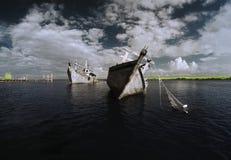 O navio Imagens de Stock