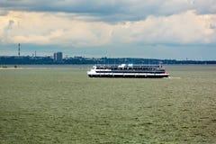 O navio Fotografia de Stock