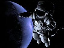 O navio de espaço Imagens de Stock