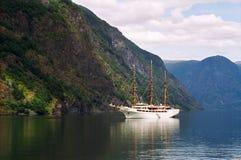 O navio de navigação Imagens de Stock Royalty Free