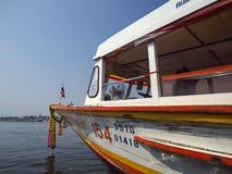 Navio do barco Foto de Stock Royalty Free