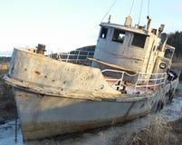 O navio velho Fotografia de Stock Royalty Free
