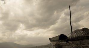 O navio velho Imagem de Stock