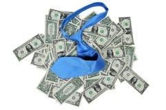 O negócio é dinheiro Foto de Stock Royalty Free