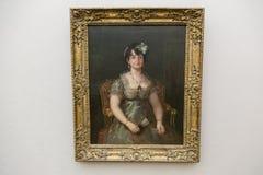O Neue Pinakothek - Munich Imagens de Stock Royalty Free