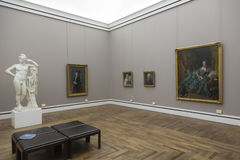 O Neue Pinakothek - Munich Fotos de Stock Royalty Free