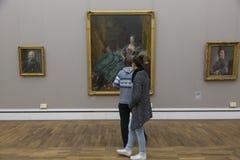 O Neue Pinakothek - Munich Imagem de Stock Royalty Free