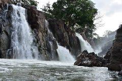 O Niagara Falls da Índia imagens de stock royalty free