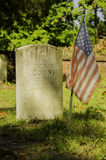 Żołnierza grób Zdjęcia Stock