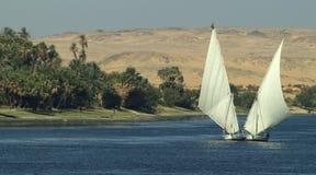 O Nile Imagens de Stock