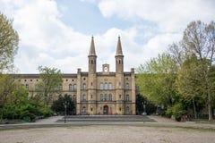 O nstlerhaus Bethanien do ¼ de KÃ em Berlim-Kreuzberg Imagem de Stock Royalty Free