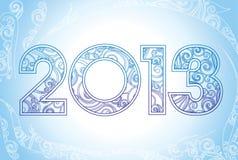 A?o Nuevo 2013 Imagen de archivo