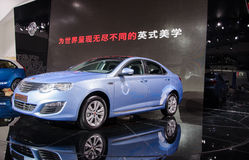 O 11o automóvel do international de China GuangZhou  Imagens de Stock Royalty Free